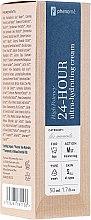 Profumi e cosmetici Crema viso ultra idratante per uomo - Phenome High Potency 24-Hour Ultra-Hydrating Cream