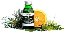 Profumi e cosmetici Maschera capelli rivitalizzante con olio d'oliva e arance - Uoga Uoga Natural Restoring Hair Oil-Mask