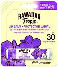 Profumi e cosmetici Balsamo labbra con protezione solare - Hawaiian Tropic Lip Balm SPF 30