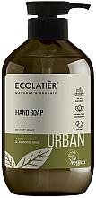 Profumi e cosmetici Sapone liquido all'aloe e latte di mandorle - Ecolatier Urban Liquid Soap