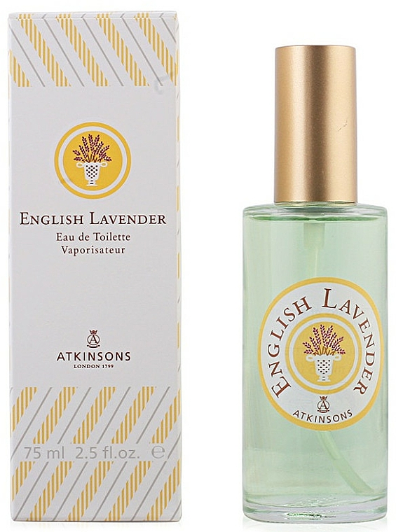 Atkinsons English Lavender - Eau de toilette