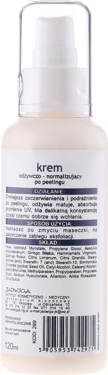 Crema peeling nutriente - Jadwiga AHA Cream — foto N4