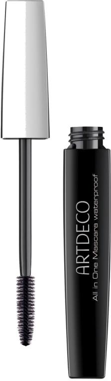 Mascara - Artdeco All in One Mascara Waterproof