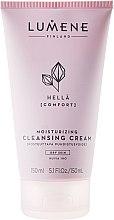 Profumi e cosmetici Detergente viso idratante per la pelle secca - Lumene Comfort