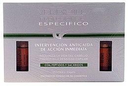 Profumi e cosmetici Fiale anti-caduta dei capelli - Verdimill Professional Ampoules Fall Protection Shock Treatment