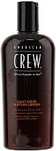 Profumi e cosmetici Lozione strutturante per capelli - American Crew Classic Light Hold Texture Lotion