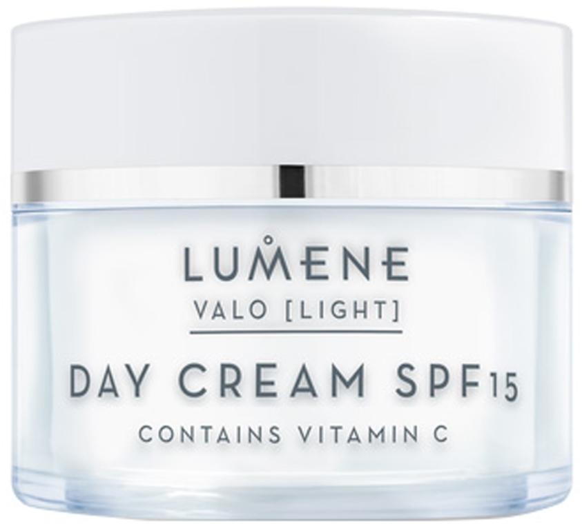 Crema viso schiarente, da giorno - Lumene Valo Vitamin C Day Cream SPF15 — foto N1
