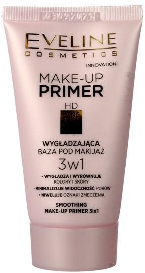 Primer - Eveline Cosmetics Smoothing Make-up Primer 3v1