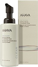 Profumi e cosmetici Schiuma detergente viso - Ahava Time to Clear Gentle Facial Cleansing Foam