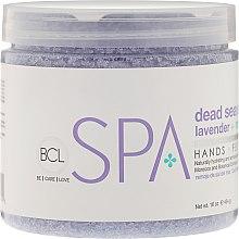 Profumi e cosmetici Sale marino - BCL SPA Jasmine Lavender Salt Soak