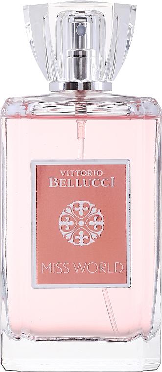 Vittorio Bellucci Miss World - Eau de Parfum