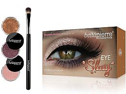 Profumi e cosmetici Set per il trucco degli occhi - Bellapierre Eye Slay Kit Romantic Brown