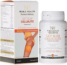 Profumi e cosmetici Integratore anticellulite - Noble Health Get Slim Cellulite