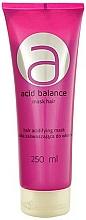 Profumi e cosmetici Maschera per capelli tinti - Stapiz Acidifying Mask Acid Balance