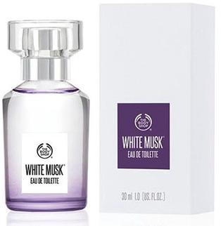 The Body Shop White Musk - Eau de toilette
