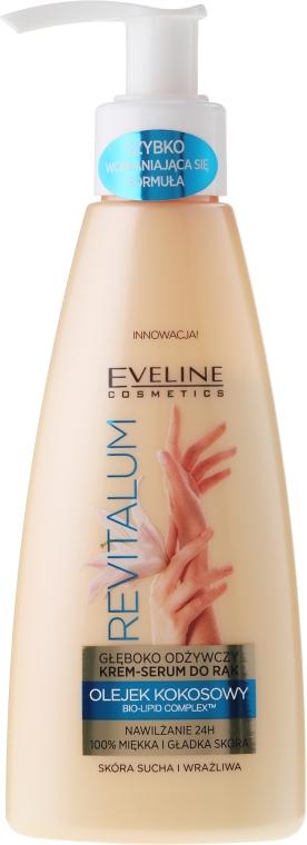Siero nutriente per mani - Eveline Cosmetics Revitalum