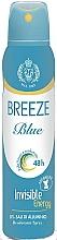 Profumi e cosmetici Breeze Blue Deo Spray 48h - Deodorante corpo