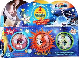 "Profumi e cosmetici Set bombe da bagno ""Do It Yourself. Cosmic Bath Bomb"" - Chlapu Chlap"