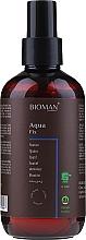 Profumi e cosmetici Spray modellante e fissante per capelli - BioMAN Aqua Fix