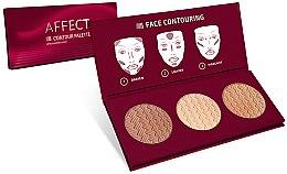 Profumi e cosmetici Palette viso contouring - Affect Cosmetics Contour Palette