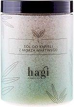 Profumi e cosmetici Sale da bagno del Mar Morto - Hagi Bath Salt