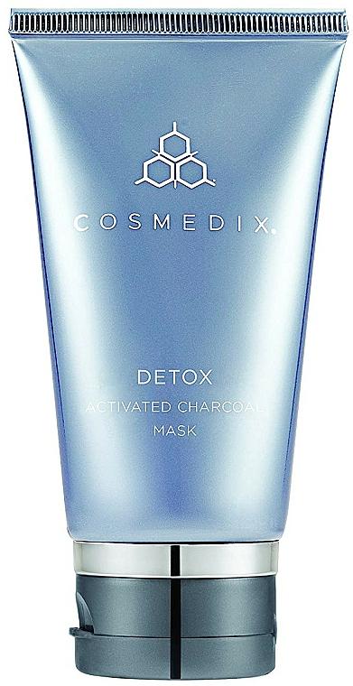 Maschera detox con carbone attivo - Cosmedix Detox Activated Charcoal Mask — foto N2