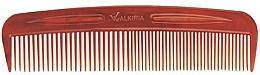 Profumi e cosmetici Pettine per capelli, rosso - Walkiria