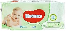 Profumi e cosmetici Salviette per neonati Natural Care, 56 pezzi - Huggies