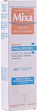 Profumi e cosmetici Crema con forte effetto idratante da giorno - Mixa Sensitive Skin Expert Hyalurogel