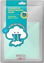 Profumi e cosmetici Maschera in tessuto idratante - Patch Holic Colorpick Moisturizing Mask