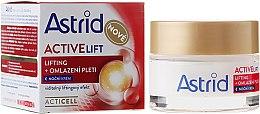 Profumi e cosmetici Crema effetto lifting di notte - Astrid Active Lift Lifting and Rejuvenating Night Cream