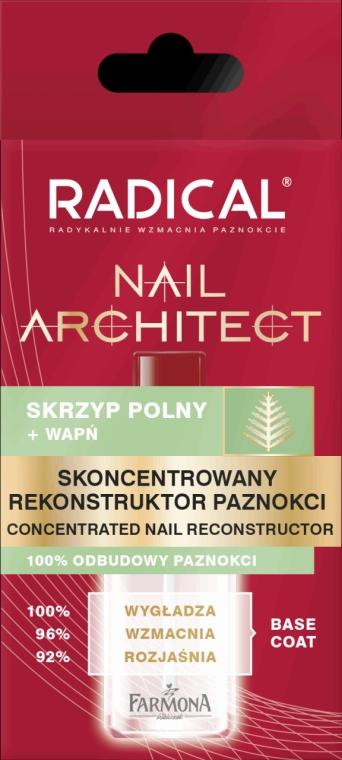 Ricostruttore di unghie concentrato - Farmona Radical Nail Architect