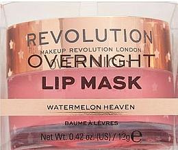 "Balsamo-maschera labbra ""Watermelon Paradise"" - Makeup Revolution Kiss Lip Balm Watermelon Heaven — foto N2"