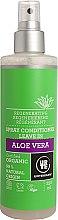 """Profumi e cosmetici Spray-condizionante rivitalizzante per capelli """"Aloe Vera"""" - Urtekram Regenerating Aloe Vera Spray Conditioner"""