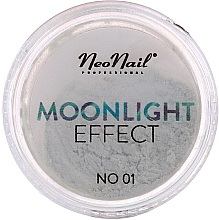 """Profumi e cosmetici Glitter per nail design """"Effetto chiaro di luna"""" - NeoNail Professional Moonlight Effect"""