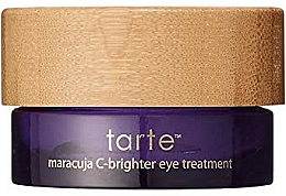 Profumi e cosmetici Crema per palpebre - Tarte Cosmetics Maracuja C-Brighter Eye Treatment