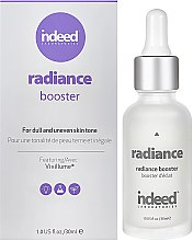 Profumi e cosmetici Booster viso - Indeed Laboratories Radiance Booster