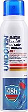 Profumi e cosmetici Spray per piedi e scarpe - Undofen Active Spray 48H