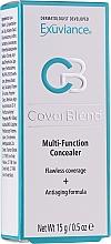 Profumi e cosmetici Correttore viso multifunzionale - Exuviance Cover Blend Multi-Function Concealer