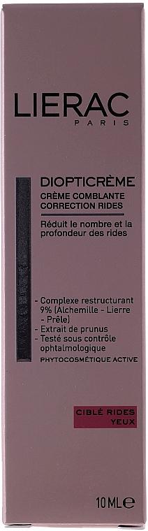 """Crema """"Correzione rughe"""" - Lierac Diopti Correction Rides"""