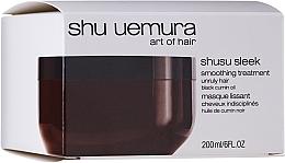 Profumi e cosmetici Maschera capelli ribelli - Uemura Art Of Hair Shusu Sleek Smoothing Treatment