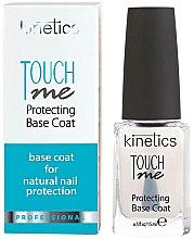 Profumi e cosmetici Base Coat - Kinetics Touch Me Protecting Base Coat