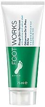 Profumi e cosmetici Scrub piedi - Avon Foot Works Rough Skin Remover