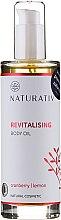 Profumi e cosmetici Olio corpo rigenerante - Naturativ Revitalizing Body Oil