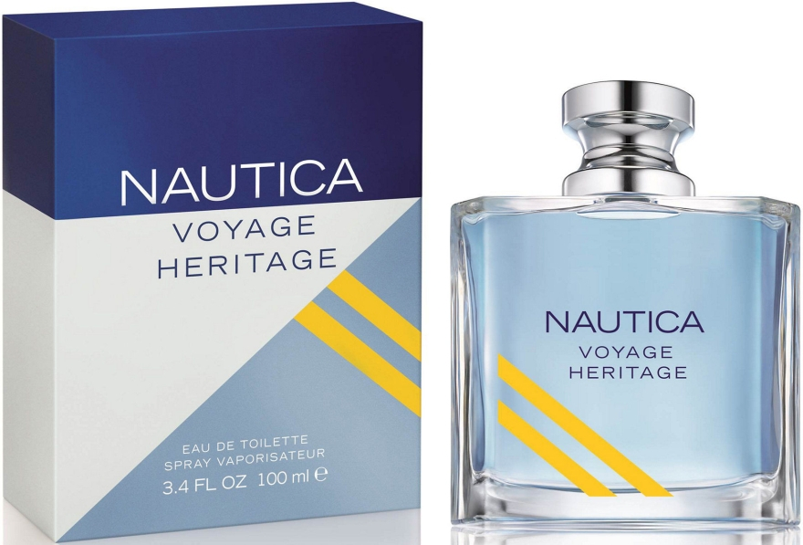 Nautica Voyage Heritage - Eau de toilette