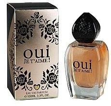 Profumi e cosmetici Linn Young Oui Je T'Aime - Eau de Parfum
