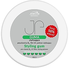 Profumi e cosmetici Gomma per lo styling dei capelli - Joanna Styling Gum