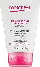 Profumi e cosmetici Crema mani ultra idratante - Topicrem Ultra-Moisturizing Hand Cream