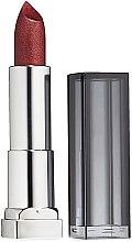 Profumi e cosmetici Rossetto labbra, opaco - Maybelline Color Sensational Matte Metallics Lipstick