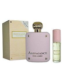 Profumi e cosmetici Arrogance Pour Femme - Set (edt/75ml+edt/30ml)